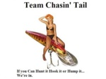 Team Chasin' Tail (t-shirt)